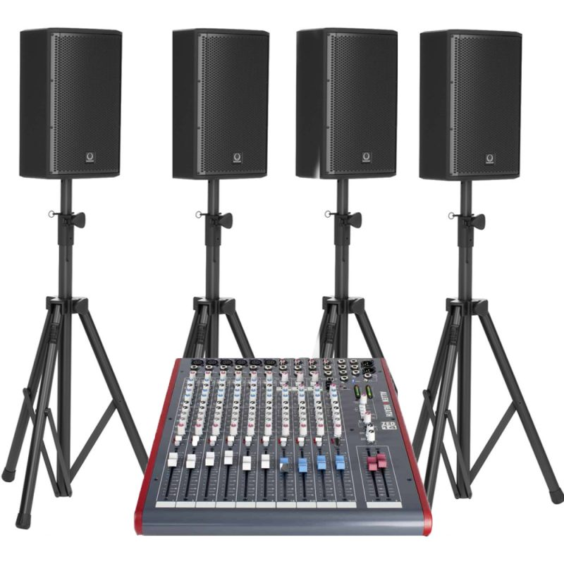 Audio Sound System 150 people