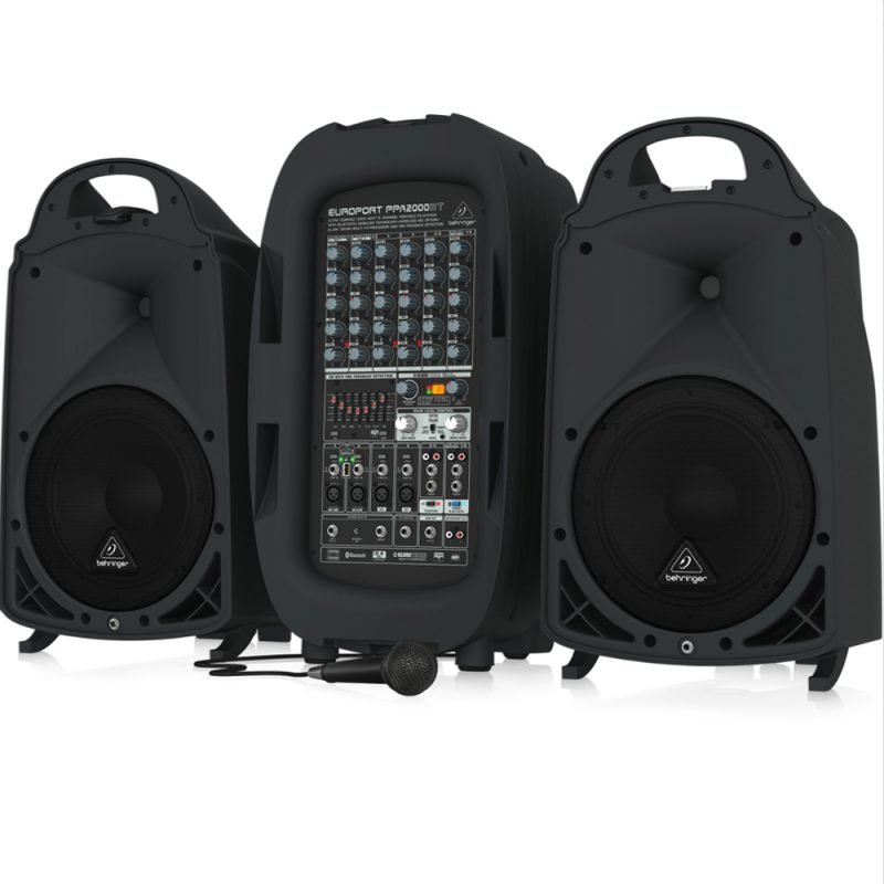 Sound System 50 People