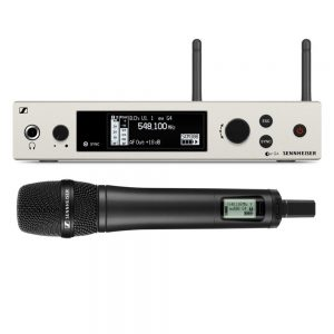 Wireless Microphone - Sennheiser EW 100 G4