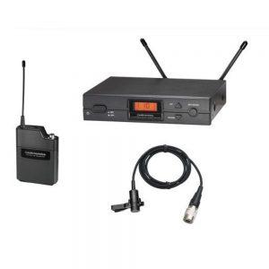 Lavalier Microphone - Audio Technica ATW-2110b