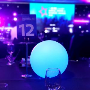 LED Spheres hire i