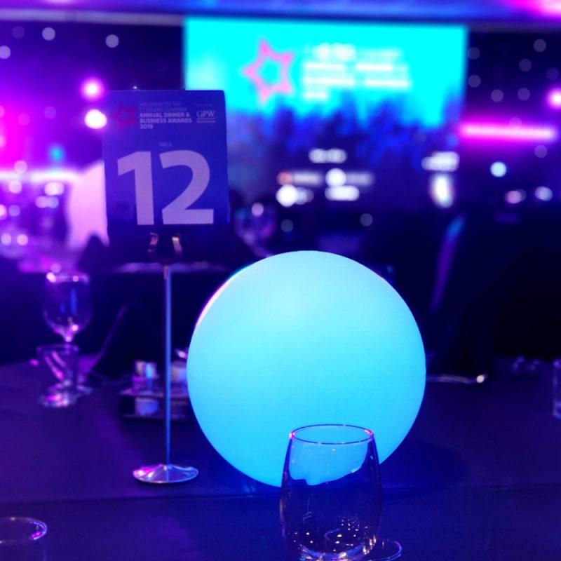 LED Spheres hire i